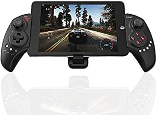 Mobile Game Controller, PowerLead Wireless Gamepad Gaming Trigger Game Controller Compatible with 5-10