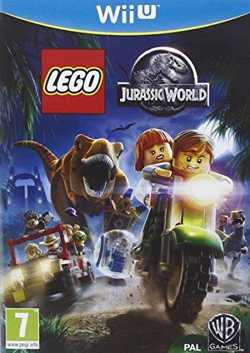 Warner Bros Lego Jurassic World, Wii U Básico Wii U Inglés, Italiano vídeo - Juego (Wii U, Wii U, Aventura, Modo multijugador, E10 + (Everyone 10 +), Soporte físico)