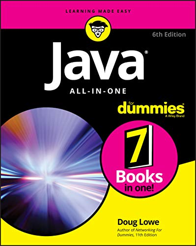 Java All-in-One For Dummies, 6th Edition (For Dummies (Computer/Tech))