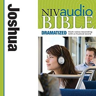 Dramatized Audio Bible - New International Version, NIV: (06) Joshua audiobook cover art