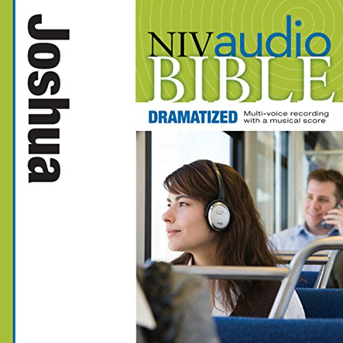 Dramatized Audio Bible - New International Version, NIV: (06) Joshua audiobook cover art