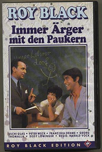 Immer Ärger mit den Paukern [VHS]
