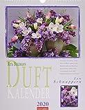 Duftkalender. Duftkalender 2020. Monatskalendarium. Spiralbindung. Format 30 x 39 cm - Weingarten