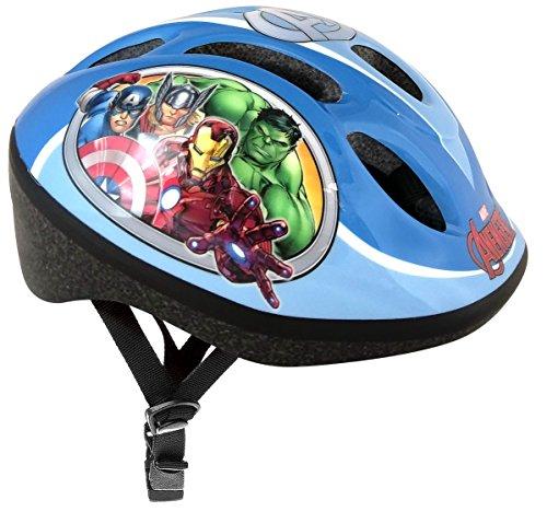 Stamp taille S Marvel CASQUE vélo-AVENGERS, AV299103S, BLUE/GREY