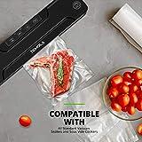 Zoom IMG-2 sacchetti sottovuoto alimenti 50 buste