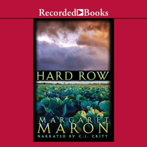 Hard Row cover art