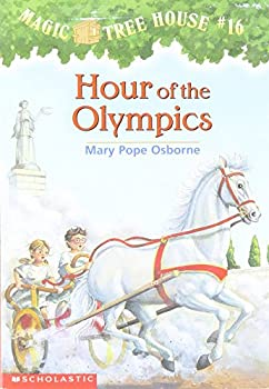 Paperback Magic Tree House 16: Hours of the Olympics Book