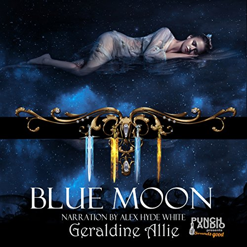 Blue Moon: The Ring of Mer audiobook cover art