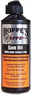 HOPPES Elite Gun Oil 4-Ounce