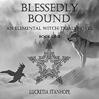 Blessedly Bound audiobook cover art
