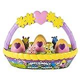 Hatchimals Cesta con 4 Huevos Coleccionables (BIZAK 61929127)