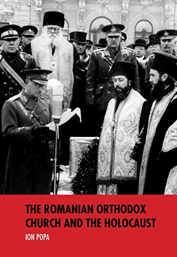 The Romanian Orthodox Church and the Holocaust (Studies in Antisemitism) (English Edition)