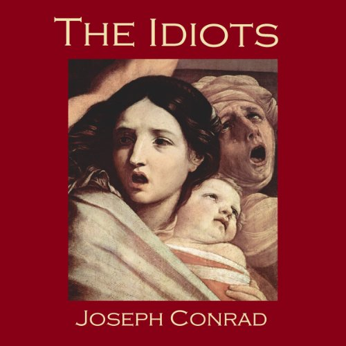 The Idiots audiobook cover art