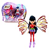 Winx Club Musa | Sirenix Mini Magic Muñeca Hada con Transformación | 12 cm