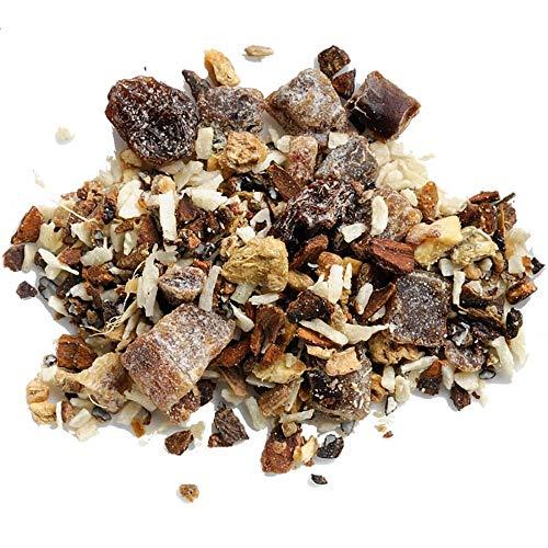 Datteltee Früchtetee Tee ayurvedische Pitta Mischung ✔ Früchte Dattel Tee Tea Chay lose ✔ Teemischung ✔ ohne Zusatzstoffe, ohne Aromastoffe & Konservierungsstoffe, 100g