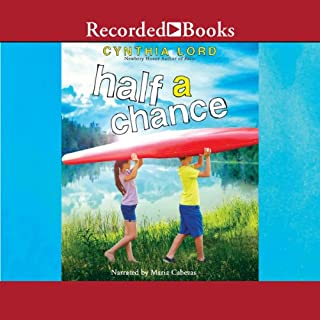 Half a Chance audiobook cover art
