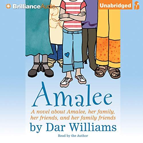 Amalee audiobook cover art
