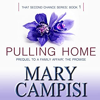 Pulling Home                   By:                                                                                                                                 Mary Campisi                               Narrated by:                                                                                                                                 Anne Hancock                      Length: 8 hrs and 15 mins     1 rating     Overall 4.0