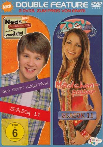 Neds ultimativer Schulwahnsinn - Staffel 1.1+Zoey 101 - Staffel 1.1 (2 DVDs)