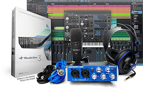 Music Recording Equipment