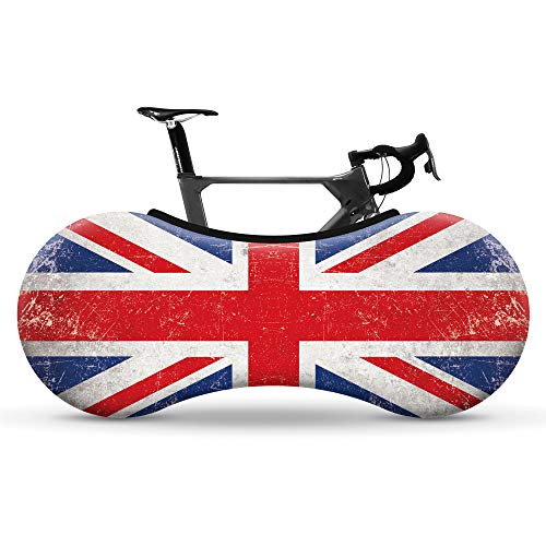 Velo Sock Unisex's Kingdom Bike Cover, United Kindom, One Size