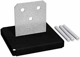 Simpson Strong Tie CPT88Z Concealed Post Tie for 8 by 8 Posts