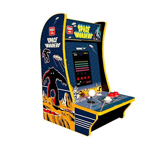 Arcade1UP Countercade18' (Space Invaders)