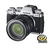 Fujifilm X-T3 Mirrorless Digital Camera w/XF16-80mm Lens Kit - Silver