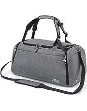 CySILI® Reistas, sporttas, kan als rugzak gedragen worden, handbagage, met schoenenvak en vak voor natte spullen, met cijferslot - voor dames en heren - tas voor sport, fitness, 42 liter inhoud, gym - travel bag & duffel bag