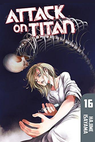 Attack on Titan Vol. 16 (English Edition)