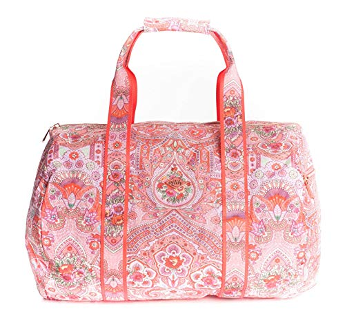 Oilily Folding Ovation Carry All Old Rose