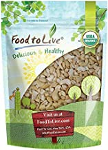 Organic Cashew Pieces, 4 Pounds - Non-GMO, Kosher, Raw, Vegan, Unsalted, Unroasted, Bulk