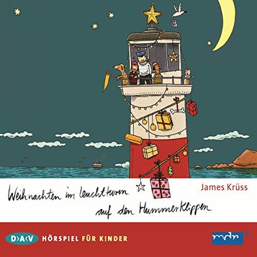 Weihnachten im Leuchtturm auf den Hummerklippen audiobook cover art