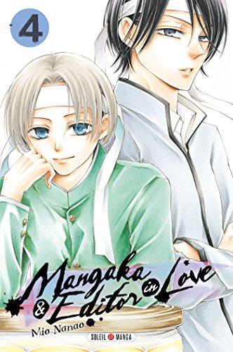 Mangaka and Editor in Love T04