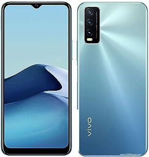 فيفو Y20s موبايل بشريحتي اتصال، 6.51 بوصة، Ram 8 جيجابايت، ذاكرة 128 جيجابايت، 4G LTE، لون ازرق