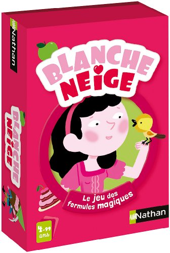 Nathan - 31493 - Blanche Neige