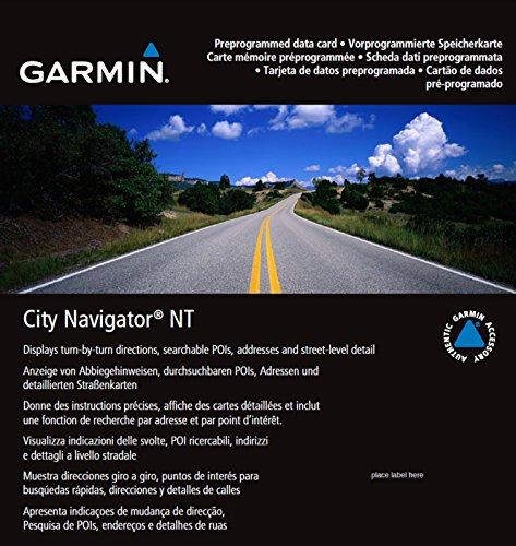 Garmin City Navigator 2015 DACH (Alpen) Micro SD