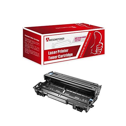 Awesometoner Compatible Drum Cartridge Replacement for Brother DR400 use with HL-1230, HL-1240, HL-1250, HL-1270, HL-1435, HL-1440, HL-1450, HL-1470 (Black, 1-Pack)