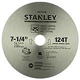 STANLEY STA7747-AE 7-1/4' 140T HSS General Purpose Circular Saw Blade for cutting Aluminium