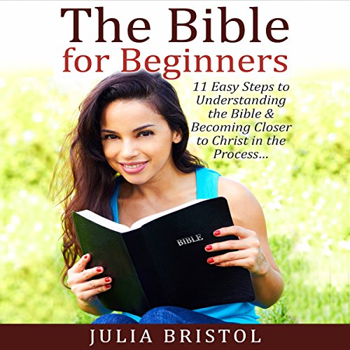 The Bible for Beginners audiobook cover art