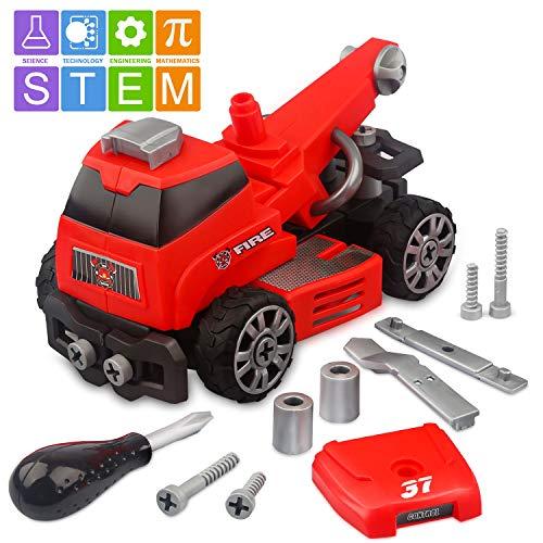 Montage Spielzeug Auto Fahrzeuge