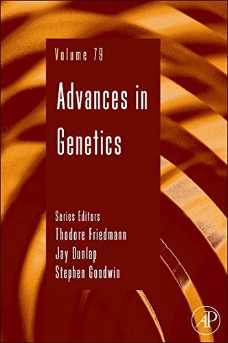 Advances in Genetics (Volume 79)