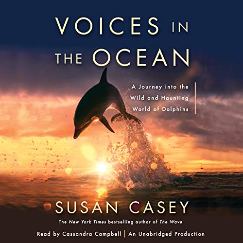 Voices in the Ocean audiobook cover art