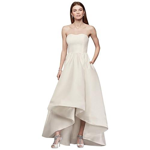 Plus Size David\'s Bridal Wedding Dresses: Amazon.com