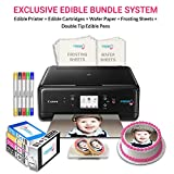 Best Edible Printers - Icinginks Cake Printer Art Package includes Cake Printer Review