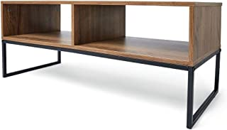 Modern Stylish Industrial Entertainment Unit TV Stand Coffee Stable Lounge