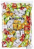飲料ミックス5 徳用1袋(1kg:約305粒り)