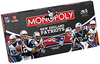 USAOPOLY Patriots Monopoly