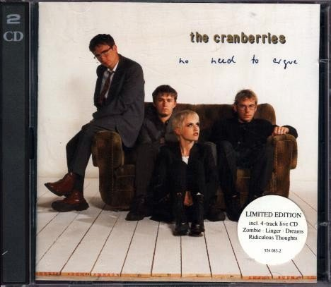 No Need to Argue/Live by The Cranberries (1996-06-19)
