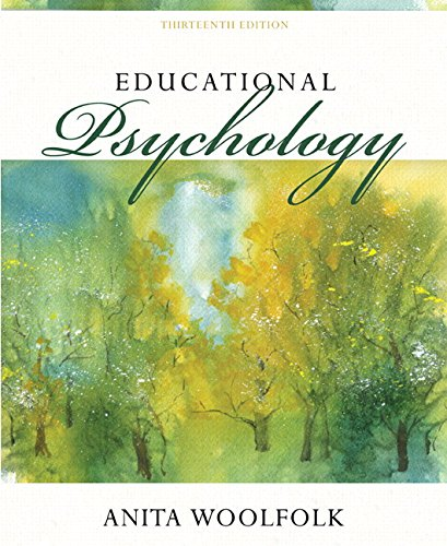 Compare Textbook Prices for Educational Psychology with Enhanced Pearson eText, Loose-Leaf Version -- Access Card Package 13 Edition ISBN 9780134013527 by Woolfolk, Anita